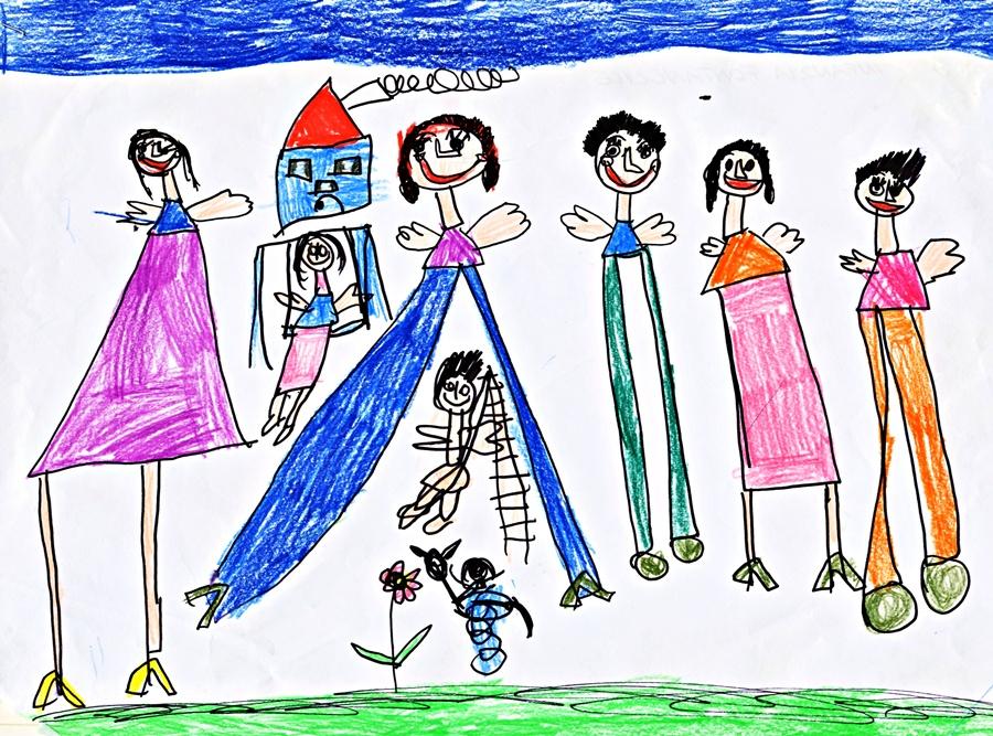 Disegni Bimbi 5 Anni Disegno Di 5 Anni Da Colorare Migliori