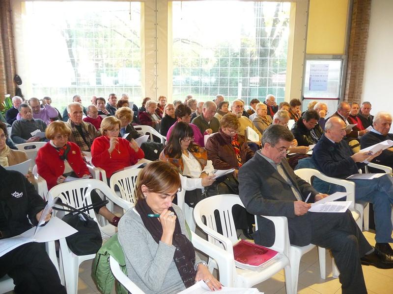 """L'Auser Imola si prepara al suo prossimo congresso"""" Un Progetto sociale per tutte le età, i diversi colori della solidarietà"""" che si svolgerà l'1 febbraio 2013 alla Bocciofila di Casalfiumanese. […]"""