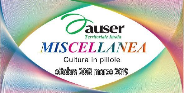 Storia, letteratura, musica, arte, tradizioni. Saranno questi gli argomenti del nuovo ciclo di incontri culturali 2018-'19, promosso da Auser Imola. […]