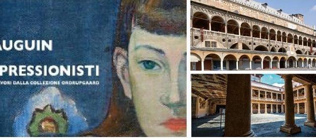 GAUGUIN E GLI IMPRESSIONISTI In esclusiva per l'Italia, a Palazzo Zabarella, i capolavori francesi della Collezione Ordrupgaard. Opere di : Cèzanne, Degas, Gauguin, Manet, Monet, Berthe, Morisot, Renoir, Matisse Tempo […]