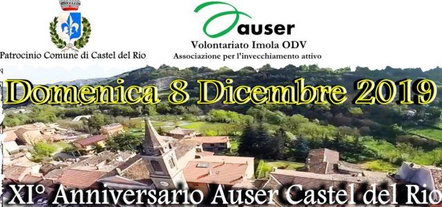 Il giorno 8 dicembre 2019 si svolgerà la festa del XI° anniversario di Auser Castel del Rio, sarà una occasione per far conoscere ai cittadini vari modi per stare insieme […]