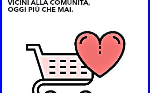 Coop alleanza 3.0 a Castel San Pietro ha avviato l'iniziativa DONA LA SPESA che consente di raccogliere fondi da consegnare alle associazioni locali impegnate ad aiutare le persone più fragili […]